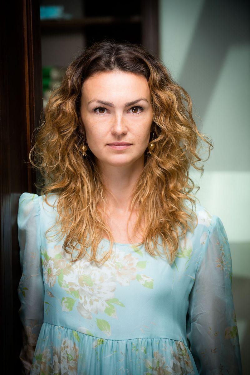 Iryna Kostiuk