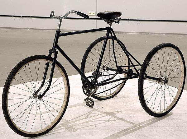 Как сделать трех колёсный велосипед своими руками видео
