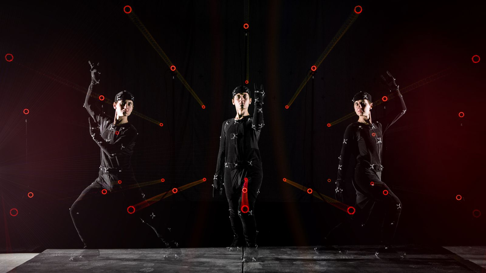 Digital Cinema Ukraine Introduces New Motion Capture