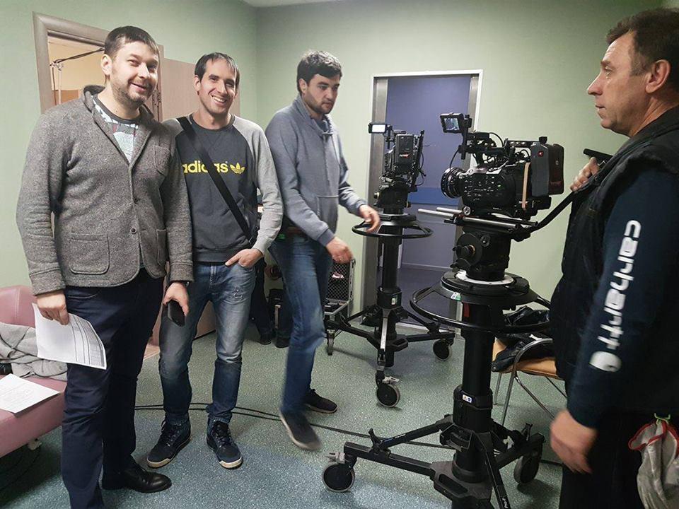 Украинская киношкола. Ukrainian Film School. FILM.UA Сериал Женский Доктор