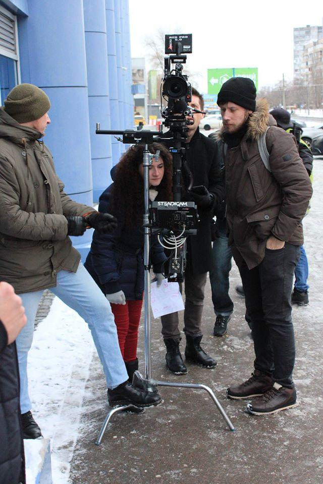 Украинская киношкола. Ukrainian Film School.