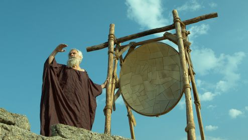 Archimedes. The Master of Numbers.