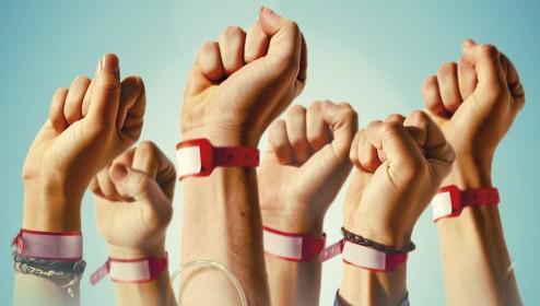 The Red Bracelets