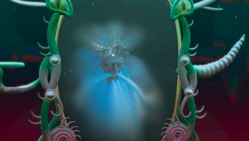 The Underwater Adventures of Sadko