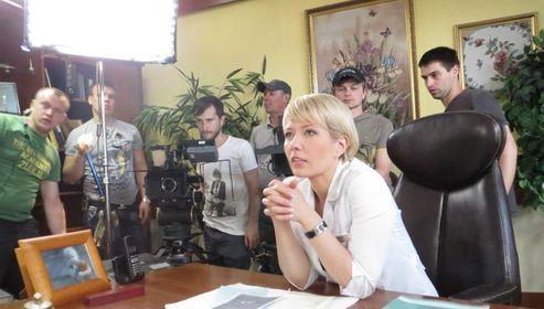 Интервью Олеси Власовой в программе «КиноМакси» - Новости