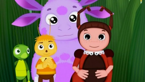 Luntik Best Products For Children News Film Ua Group