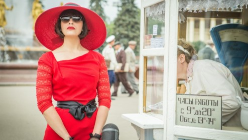 красная королева фото сериал